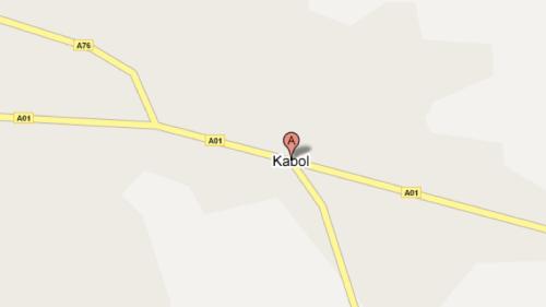 Google Maps - Kabul
